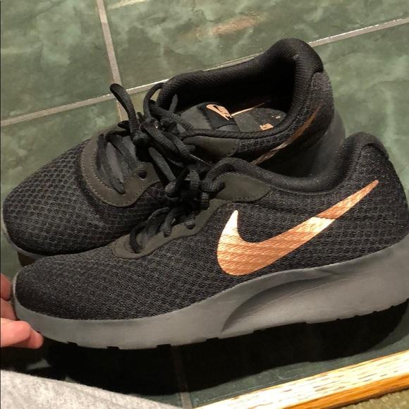 Nike Shoes | Nike Tanjun Blackrose